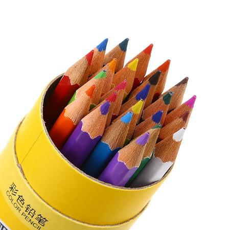 Drawing Pencils, Artist Sketch 24pcs Wooden Professional Drawing Pencils Set
