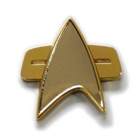 Star Stick Pin - Star Trek Voyager / DS-9 1/2 Size Communicator PIN