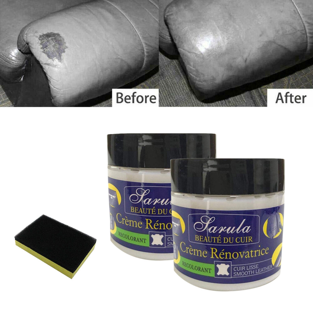 Leather Repair Filler Compound For Leather Restoration