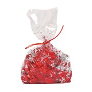Bloody Cellophane Bags (Dz) - Party Supplies - 12 Pieces
