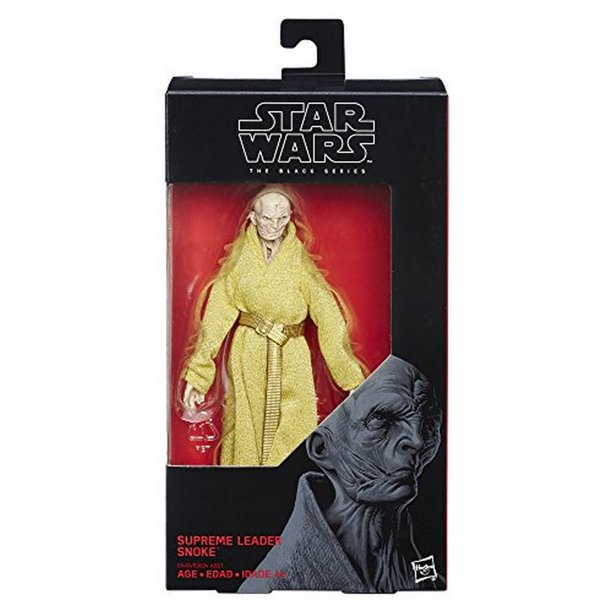 Star Wars The Black Series Episode 8 Supreme Leader Snoke