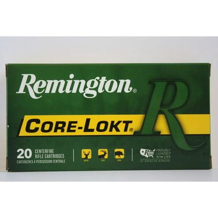 Remington Core-Lokt 7MM 20 Rounds
