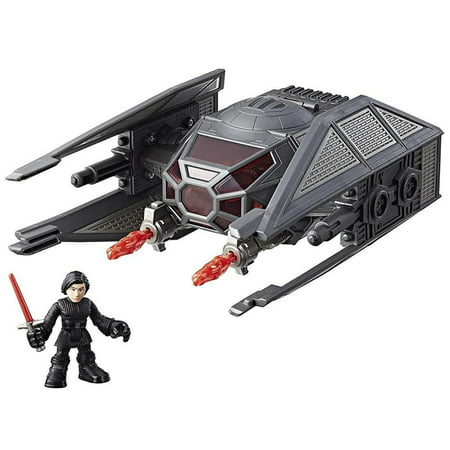 Star Wars Galactic Heroes Kylo Ren and TIE