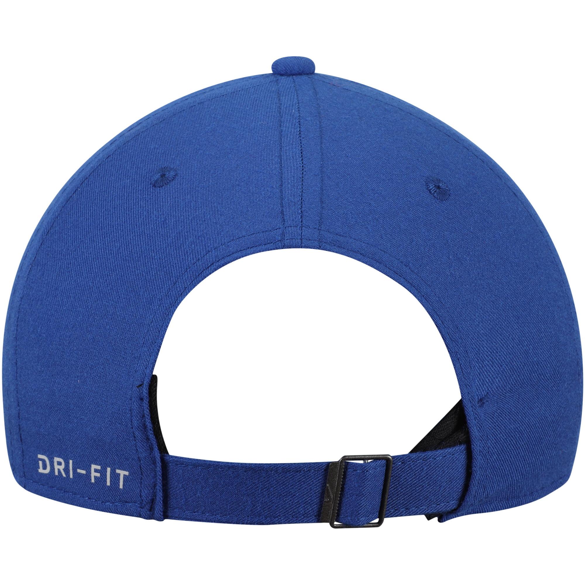 6f9e5857fd7a Toronto Blue Jays Nike Heritage 86 Stadium Performance Adjustable Hat -  Royal - OSFA - Walmart.com