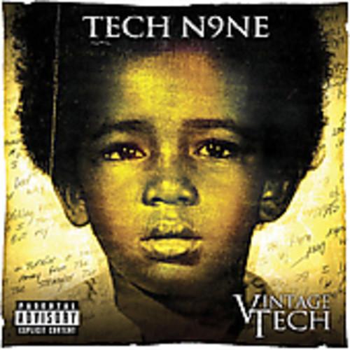 Vintage Tech (explicit) (CD)