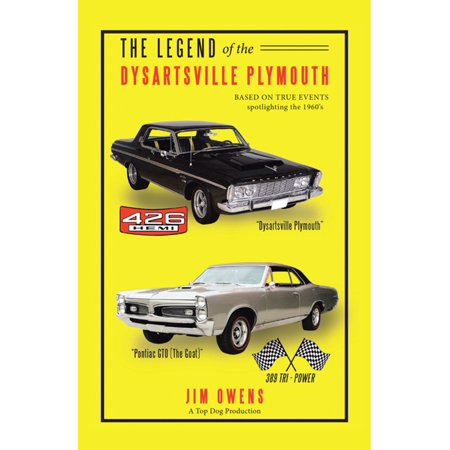 The Legend of the Dysartsville Plymouth - eBook