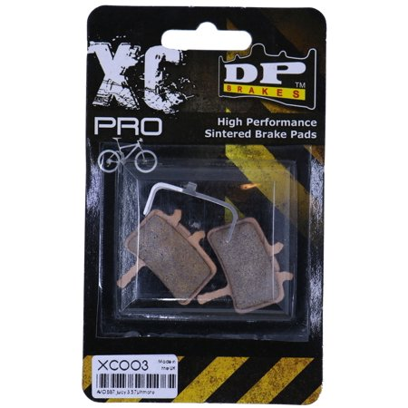 XC PRO - DP BRAKES X-Country Sintered Disc Brake Pads for Avid Juicy Systems