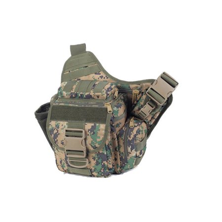 Tactical Scorpion Gear Military Style Shoulder Backpack -  Multiple Colors