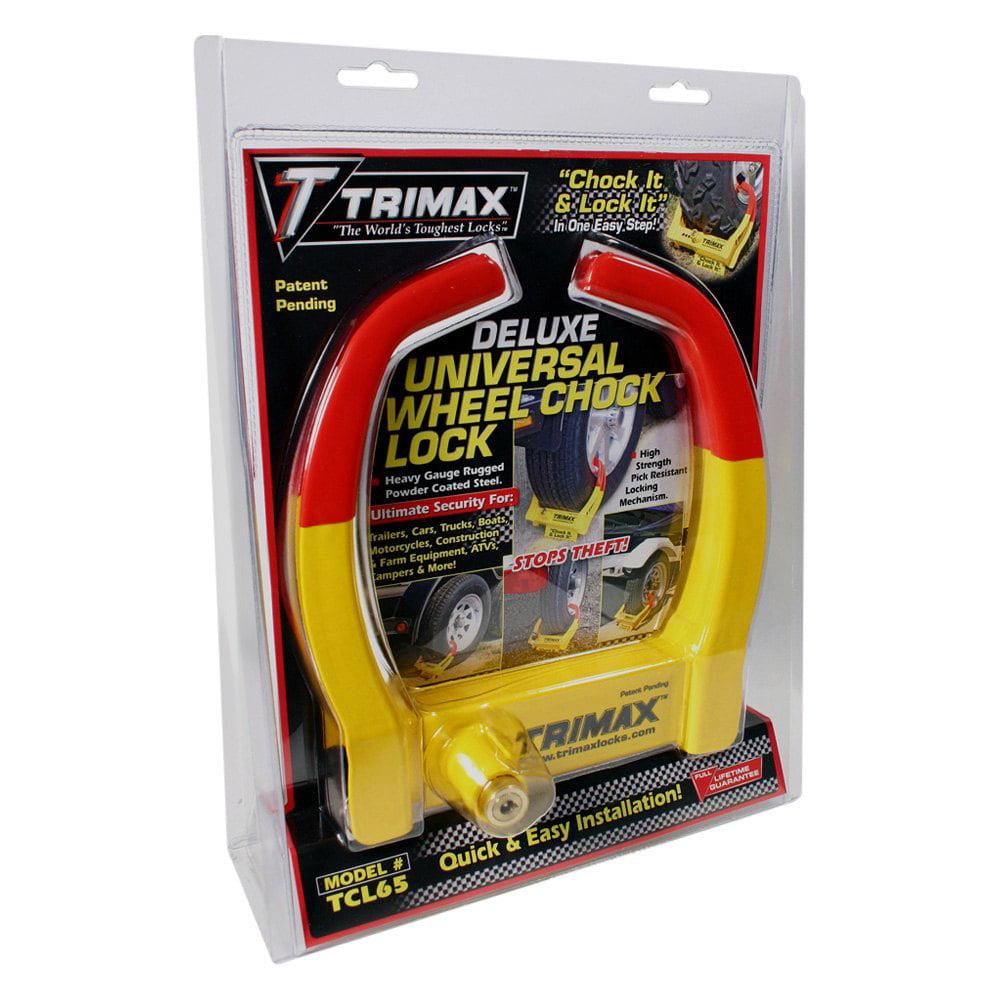 Trimax Locks TRC126 6RESETTABLE COMBO LOCK
