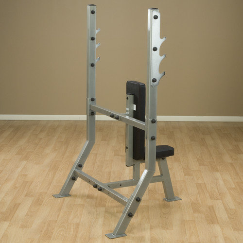 Body Solid Pro Club Shoulder Press Olympic Bench