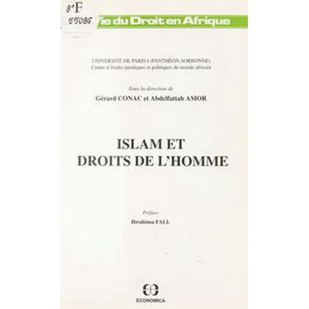 Islam et droits de l'homme - eBook for $<!---->