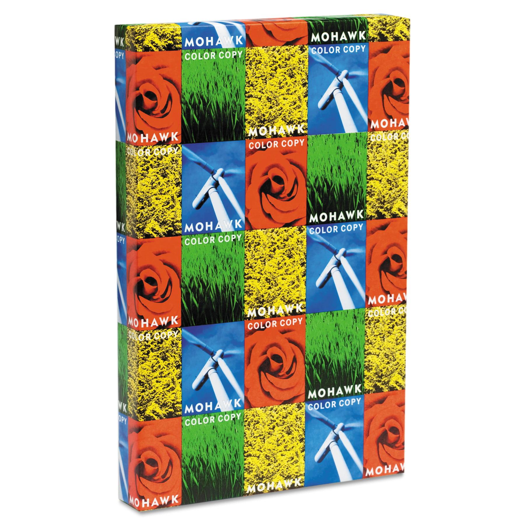 Mohawk Copier 98 Cover, 80lb, 18 x 12, Bright White, 250 Sheets -MOW12216