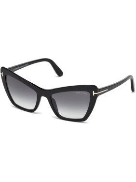 f058f832ed7 Product Image TOM FORD FT 0555 Sunglasses 01B Shiny Black