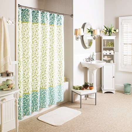 Better Homes And Gardens Vine Shower Curtain