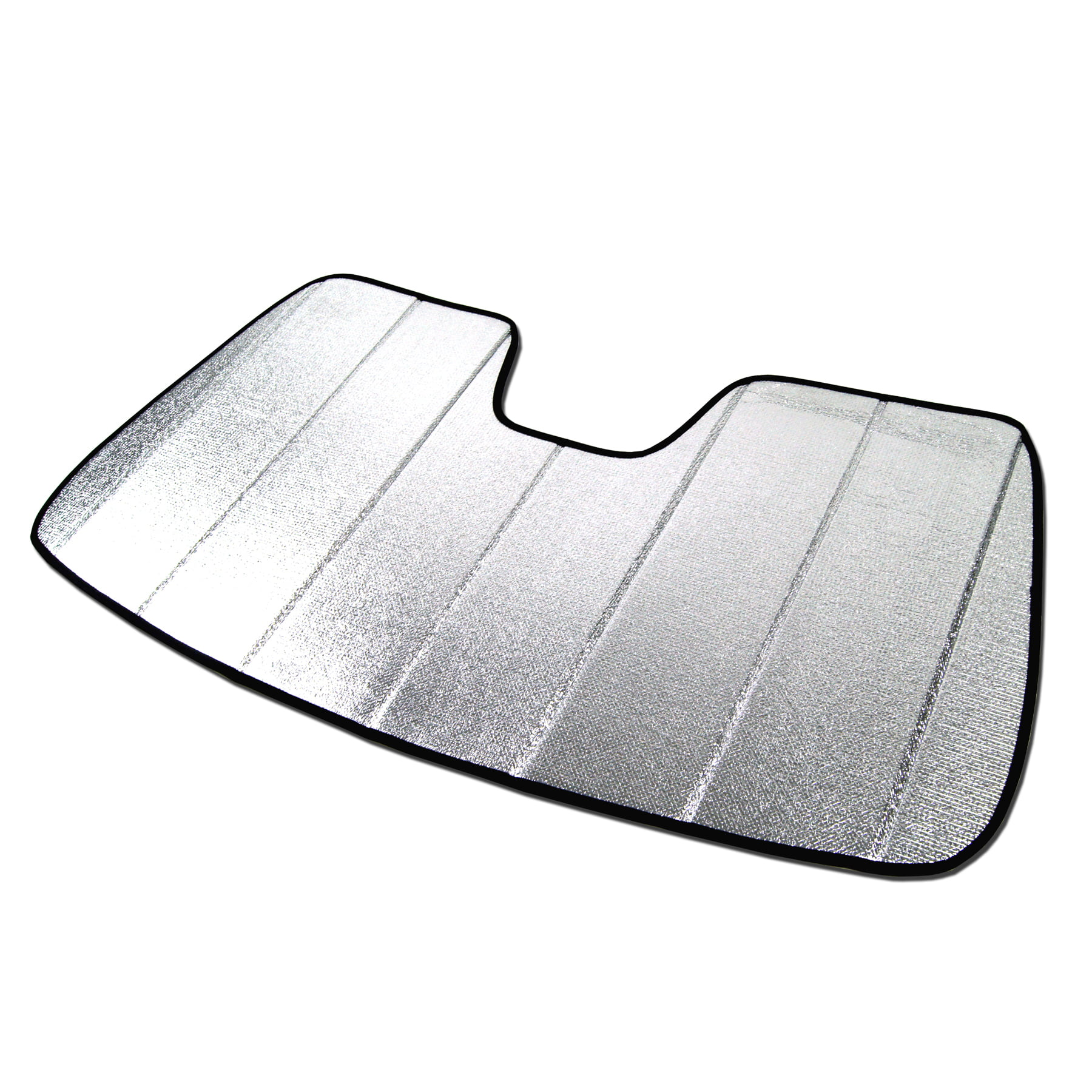 Tuningpros SS-362 Custom Fit Silver And Grey Windshield