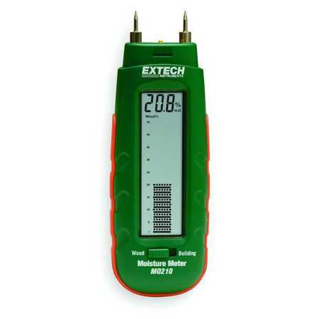 Digital Moisture Meter With Bargraph EXTECH MO210 by Extech