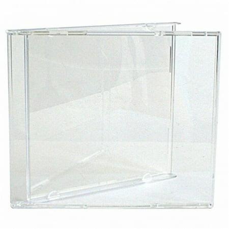 CheckOutStore 100 STANDARD CD Jewel Case (Carton Only NO Trays)