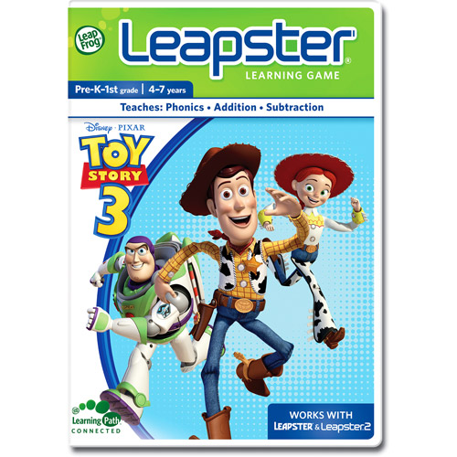 LeapFrog Leapster Learning Game: Toy Story 3