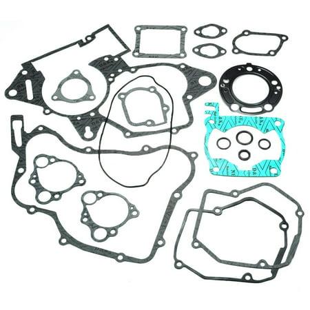 Complete Engine Rebuild Gasket Kit Honda CR125 CR 125 R