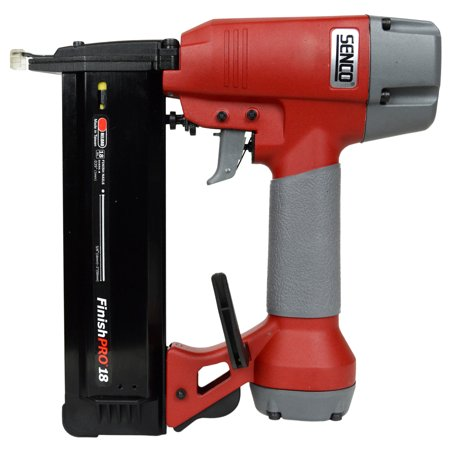 Senco FinishPro18 FP18 18 Gauge Pneumatic Brad Finish Nailer 18 Gauge Straight Finish
