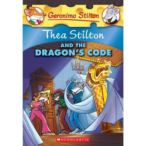 Thea Stilton and the Dragon's Code