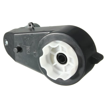 18000 Rpm 6v Electric Motor Gear Box For Kids Ride On Car Cars Bike Toy Spare Parts