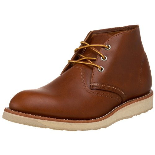 Red Wing 3140: Mens Heritage Original Work Chukka Boot