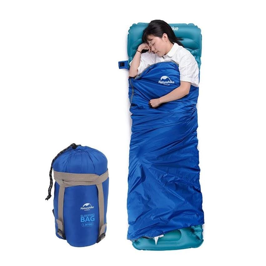 Mummy Sleeping Bag Ultra Lightweight Outdoor Camping Travel Hiking Envelope Sleeping Bag Lazy Bag by Goodg