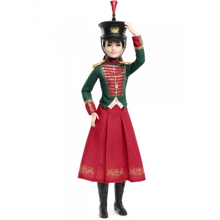Barbie The Nutcracker and the Four Realms Clara Toy Soldier Doll - Nutcracker Doll Halloween