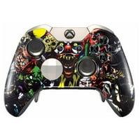 """Scary Party"" Xbox One ELITE UN-MODDED Custom Controller Unique Design"