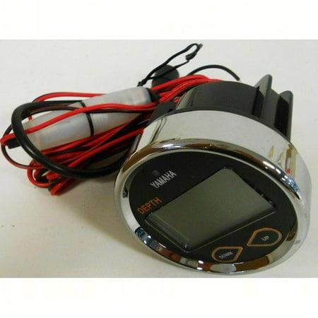 Yamaha F1C-U8K12-11-00  F1C-U8K12-11-00 Depth Finder Gauge; New # F1C-U8K12-12-00
