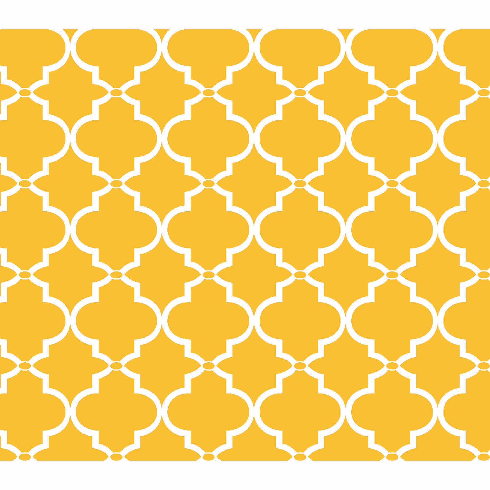 Springs Creative Cotton Blenders Tonal Lattice, Golden Yellow, Fabric by the Yard