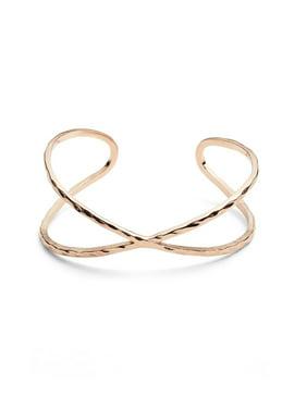 0c8277a24 Product Image Gorjana Elia Rose Gold Ring Size 8 1423018R