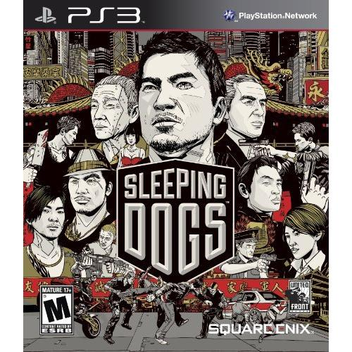 Square Enix 91210 Sleeping Dogs Ps3