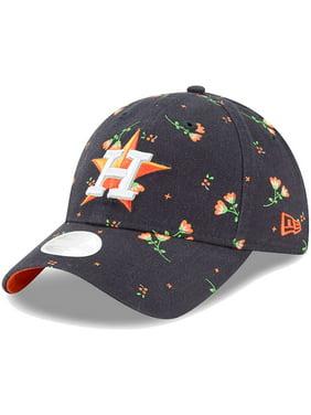 b130d50bbb70b4 Free shipping on orders over $35. Free pickup. Product Image Houston Astros  New Era Women's Blossom 9TWENTY Adjustable Hat - Navy - OSFA