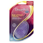 Dr Scholl's DreamWalk Ball of Foot Cushions - 2 Count