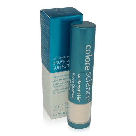 Colorescience Sunforgettable Brush On Sunscreen Spf 30 Fair 0.21 (Colorscience Sunforgettable Brush On Sunscreen With Spf)