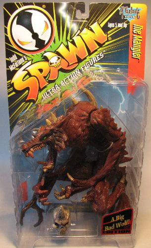 The Mangler Action Figure 1996 Todd McFarlane's Spawn Ultra-Action Figures Series by