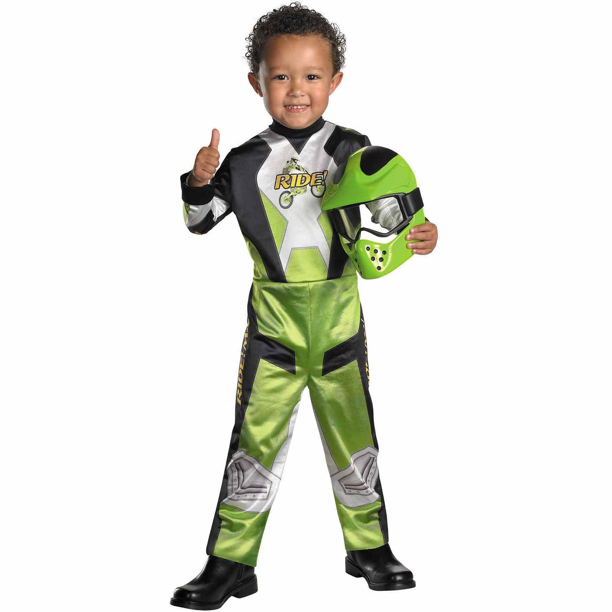 Lil Motocross Child Halloween Costume Walmart