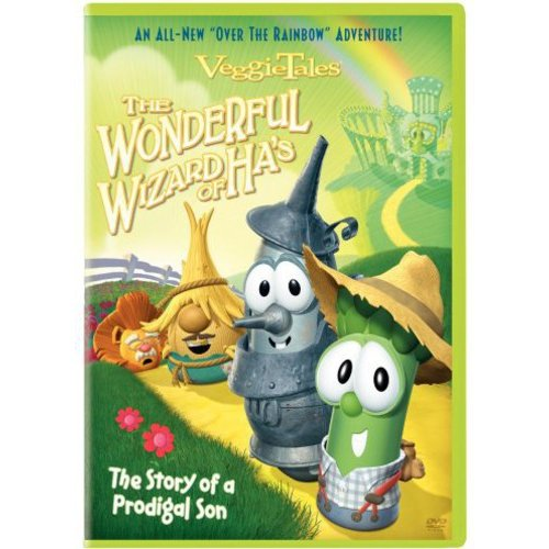 Veggie Tales: The Wonderful Wizard Of Ha's (Full Frame)