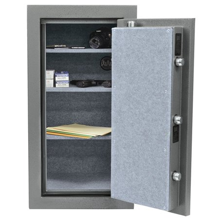 Stack-On Executive 90 Min Fire Safe, Electronic Lock