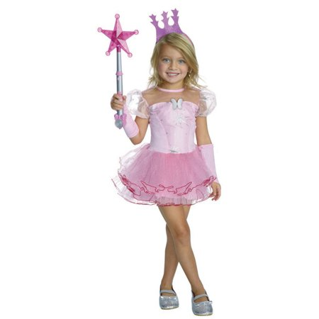 Child Wizard of Oz Glinda The Good Witch Costume by Rubies 881415 (Kids Good Witch Costume)