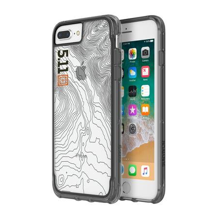 the best attitude 3c890 64b4f 5.11 Tactical Survivor Clear Case for iPhone 8Plus & iPhone 7 Plus - Black
