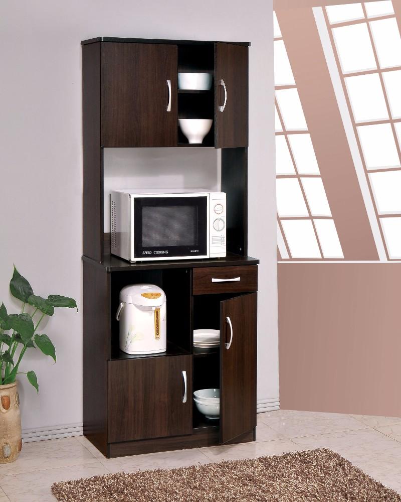 Ious Kitchen Cabinet Espresso Brown