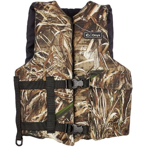 Realtree Max-5 Adult Sport Vest, Oversize