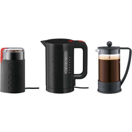 Electric French Press Coffee Maker Reviews : Brazil Set French Press Coffee Maker, 8 Cup, 1.0L, 34 oz, Electric Coffee Grinder, Electric ...