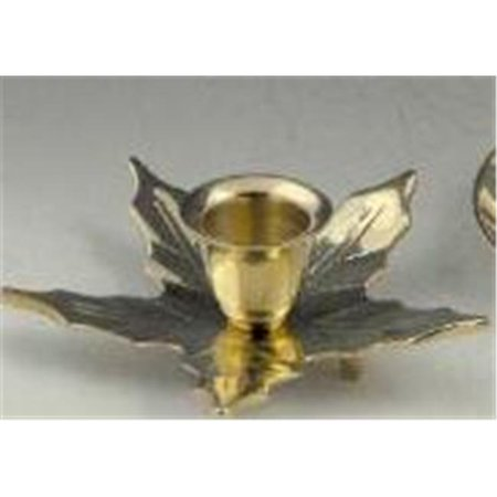 Mayer Mill Brass - LC-1 - Leaf Candle Stick