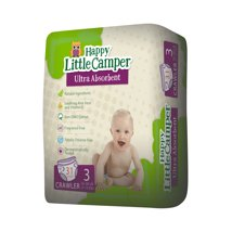 Diapers: Happy Little Camper