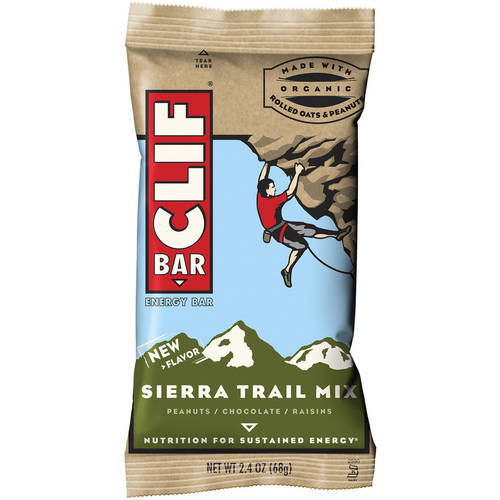 Clif Energy Bar, Sierra Trail Mix