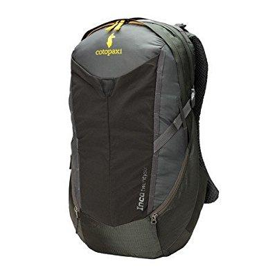 cotopaxi inca 26l lightweight durable hiking snowshoeing travel daypack backpack + by